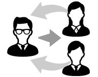 経営者の視点で社員を愛し、社員の視点で経営者を信頼する